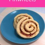 These gluten-free biscuit pinwheels are filled with creamy cheese & ham! #glutenfree #pinwheels #ham