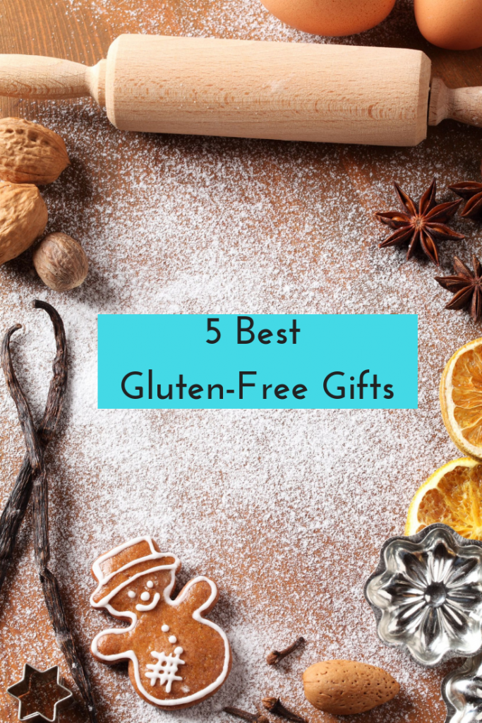 If you're looking for a gift for someone ho is gluten-free, these are the best! #glutenfree #present #christmas