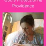 Isabelle's Birth Story- A story of God's Protection & Providence #birth #motherhood #baby