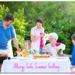 How to make summer grilling and backyard bbqs safe with food allergies and intolerances
