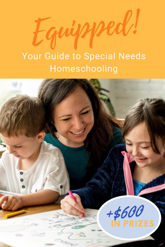 Learn 5 easy ways to add therapy into your school day! #homeschool #specialneeds #therapy